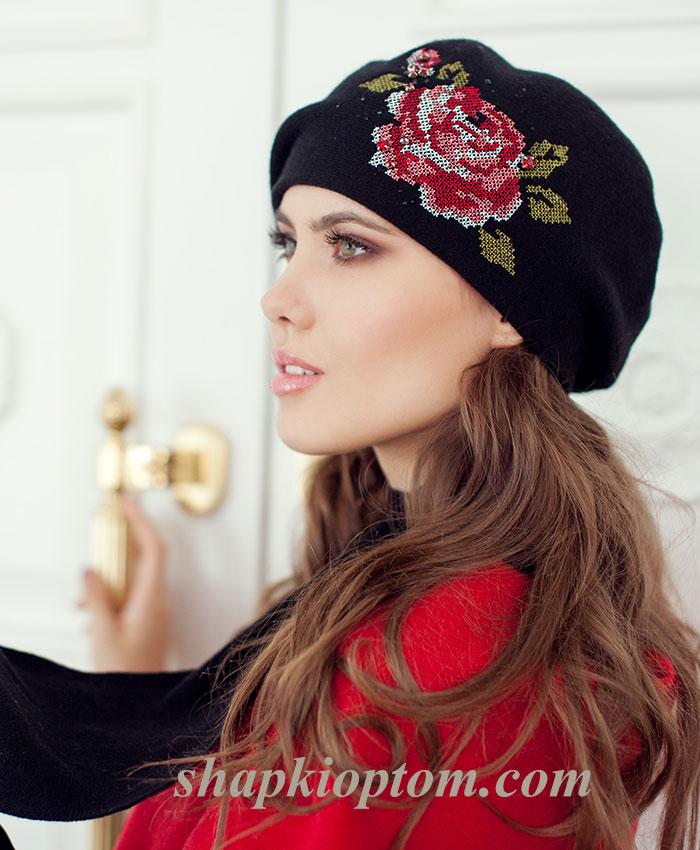 Вязанные шапки LANDRE оптом