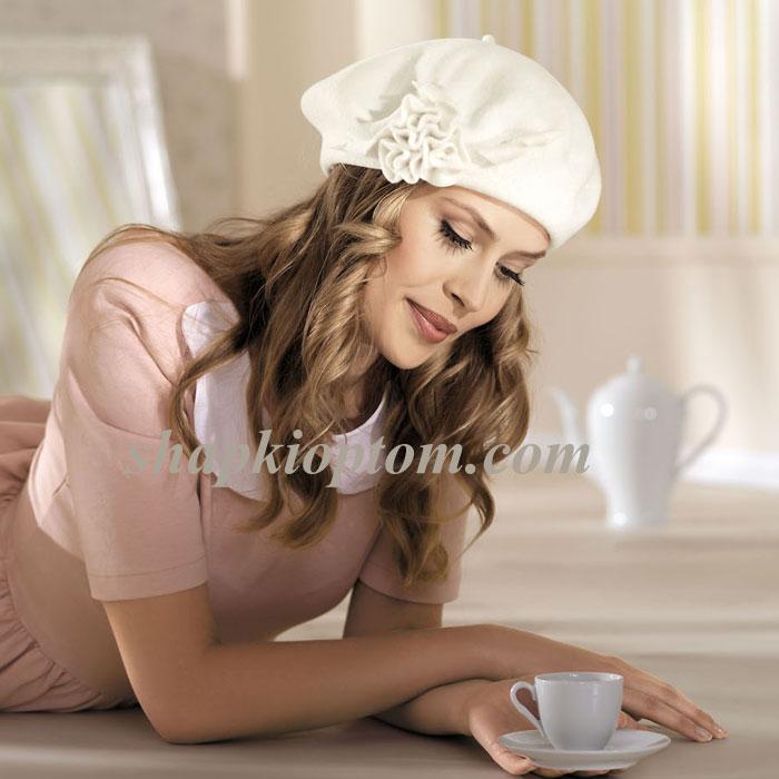 Женские головные уборы оптом